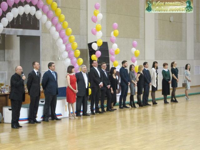 Танцы, Кубок памяти Лободы, Судьи